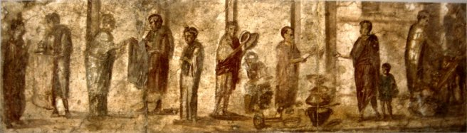 Fresco_from_the_House_of_Julia_Felix,_Pompeii_depicting_scenes_from_the_Forum_market